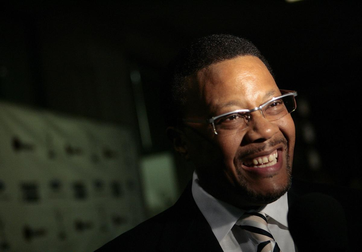 Television personality Judge Greg Mathis attends the 4th Annual NAACP Hollywood Bureau Symposium 'Artists & Activism'