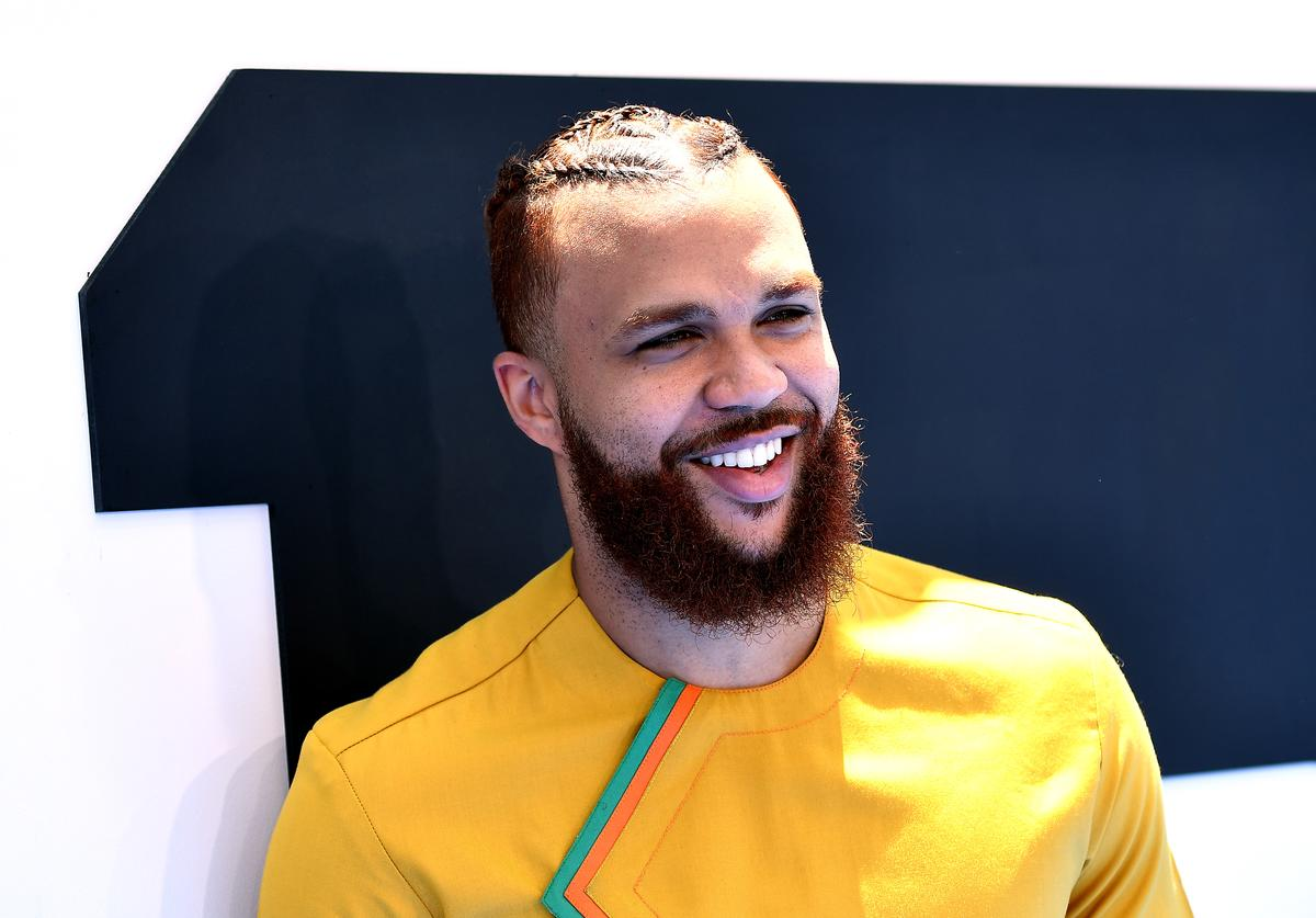 Jidenna attends the 2019 BET Awards at Microsoft Theater on June 23, 2019