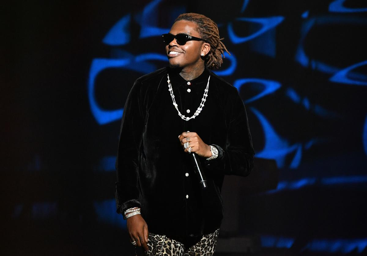 Gunna performs onstage during The 2019 BMI R&B/Hip-Hop Awards at Sandy Springs Performing Arts Center on August 29, 2019 in Sandy Springs, Georgia.