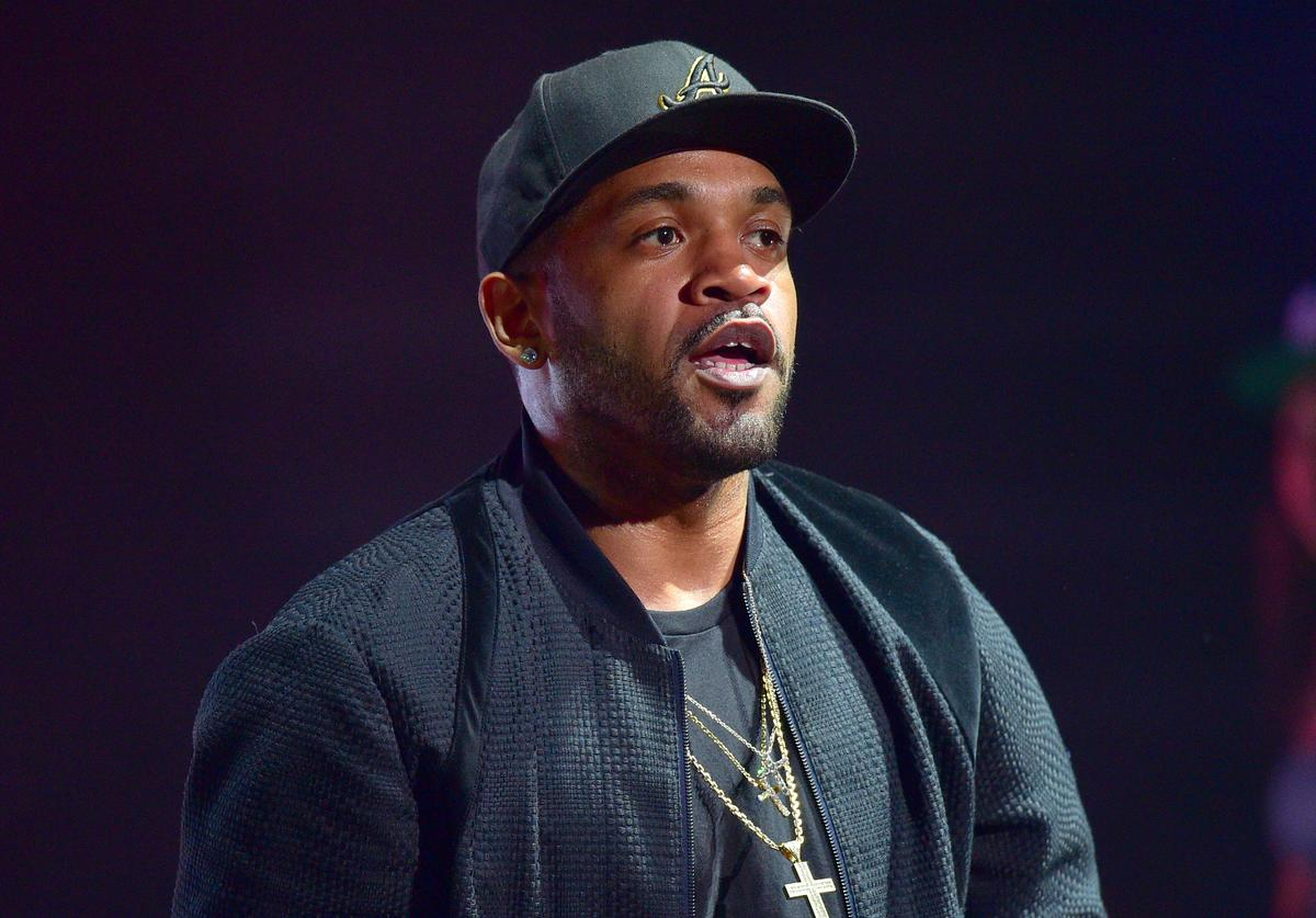 Lloyd Banks performs at Birthday Bash ATL The Heavyweights of HIP HOP Live in Concert at Philips Arena on June 18, 2016 in Atlanta, Georgia