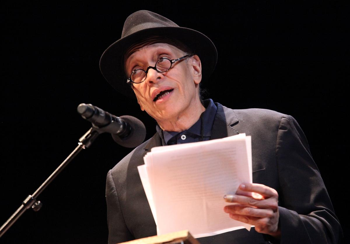 Novelist Walter Mosley attends the 25th annual Brooklyn tribute to Martin Luther King Jr. at BAM Howard Gilman Opera House on January 17, 2011 in the Brooklyn borough of New York City.