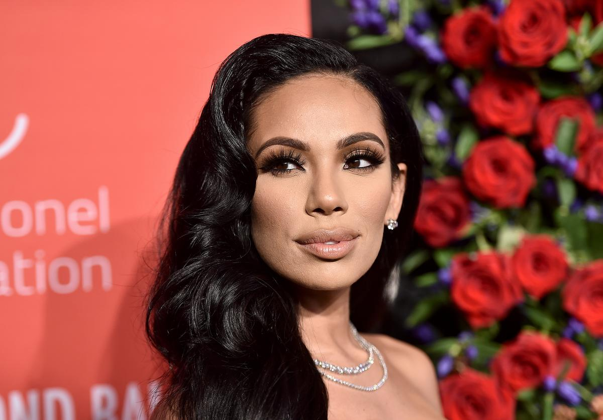 Erica Mena attends Rihanna's 5th Annual Diamond Ball at Cipriani Wall Street on September 12, 2019 in New York City