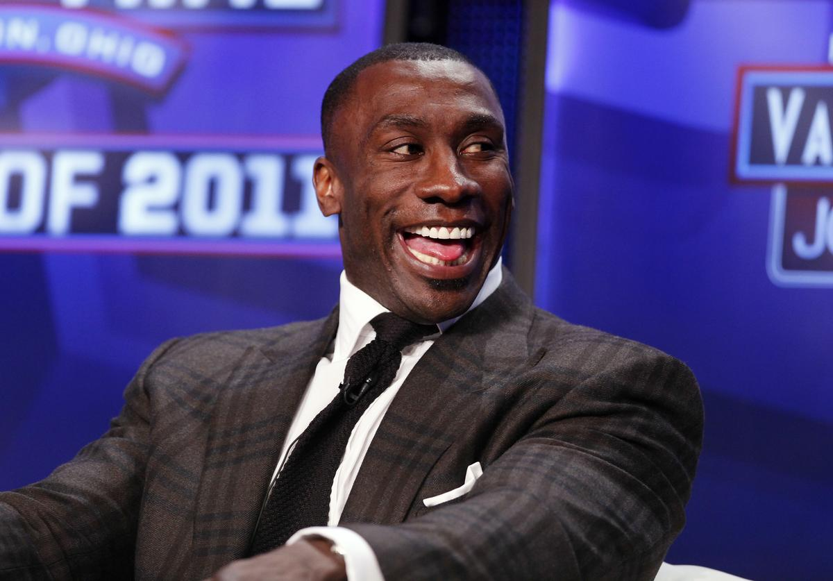 Shannon Sharpe