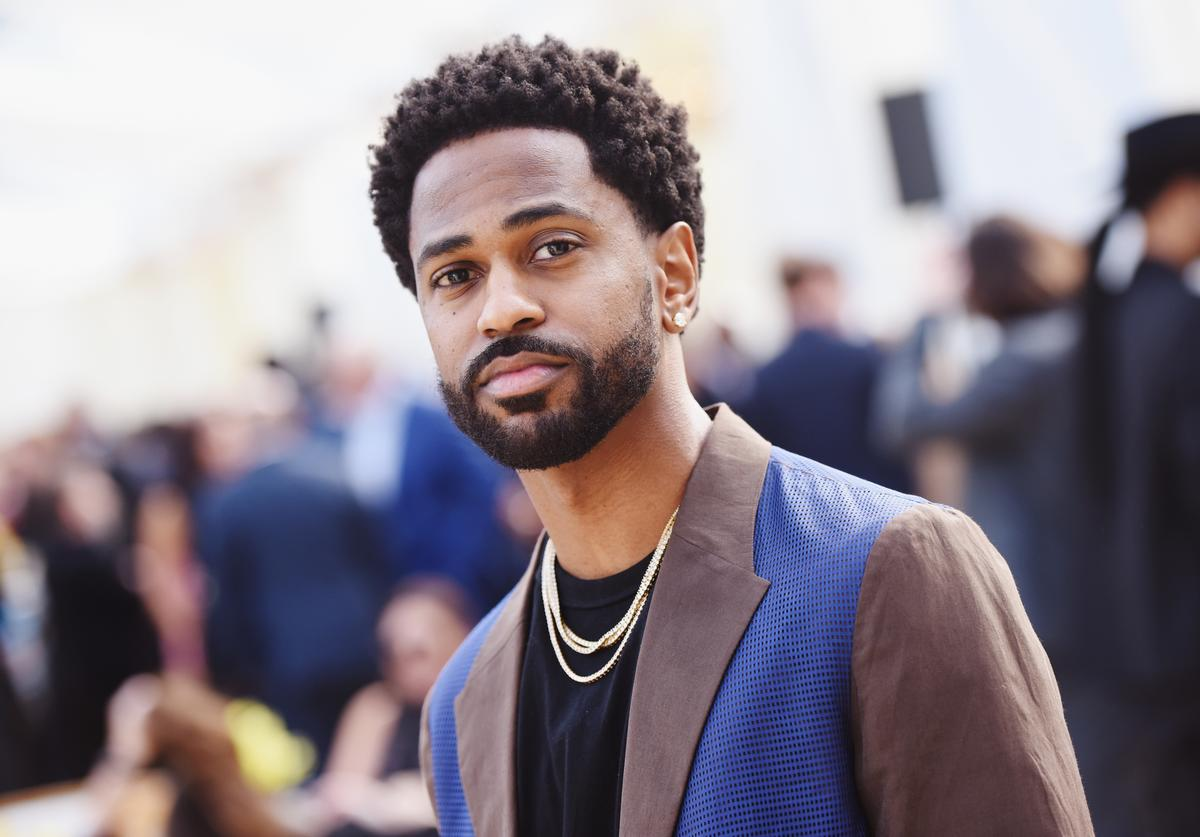 Big Sean attends 2019 Roc Nation THE BRUNCH on February 9, 2019 in Los Angeles, California