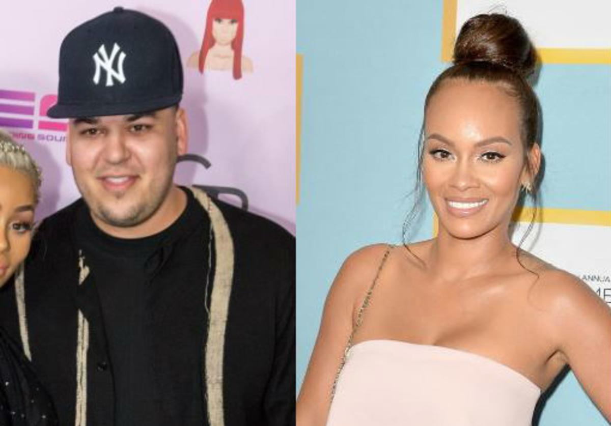 Rob Kardashian, Evelyn Lozada
