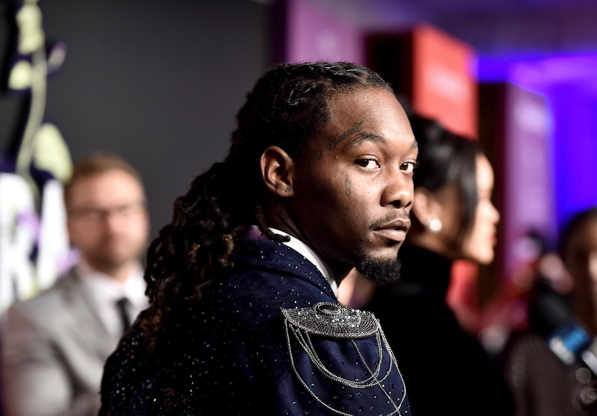 Offset attends Rihanna's 5th Annual Diamond Ball at Cipriani Wall Street on September 12, 2019 in New York City