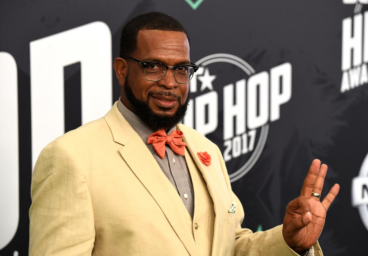 Uncle Luke Campbell attends the BET Hip Hop Awards 2017 at The Fillmore Miami Beach at the Jackie Gleason Theater on October 6, 2017 in Miami Beach, Florida.
