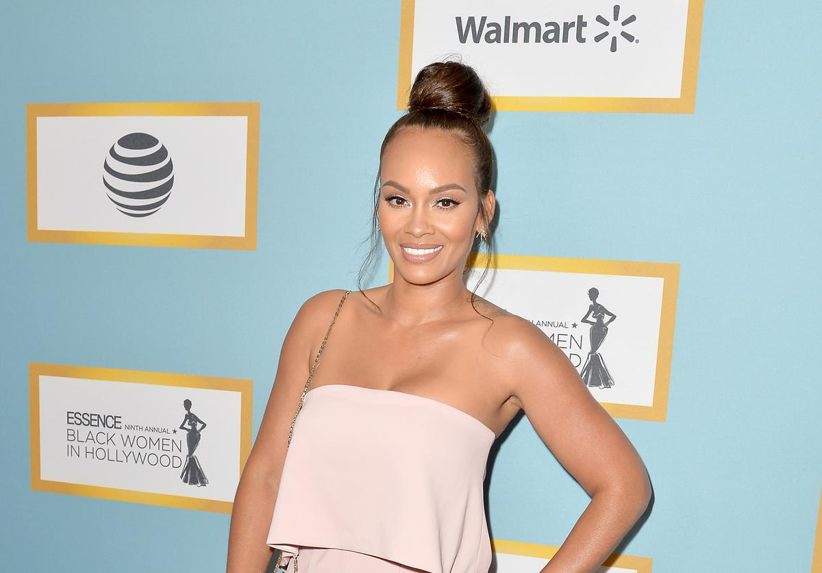 Evelyn Lozada attends the 2016 ESSENCE Black Women In Hollywood awards luncheon at the Beverly Wilshire Four Seasons Hotel on February 25, 2016 in Beverly Hills, California