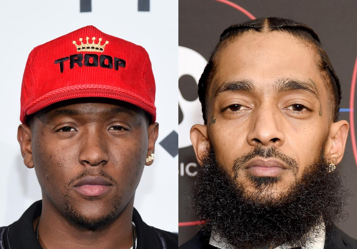 Hit-Boy & Nipsey Hussle