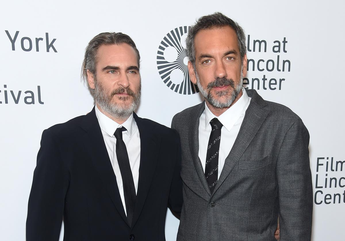 57th Film Festival with Joaquin Phoenix