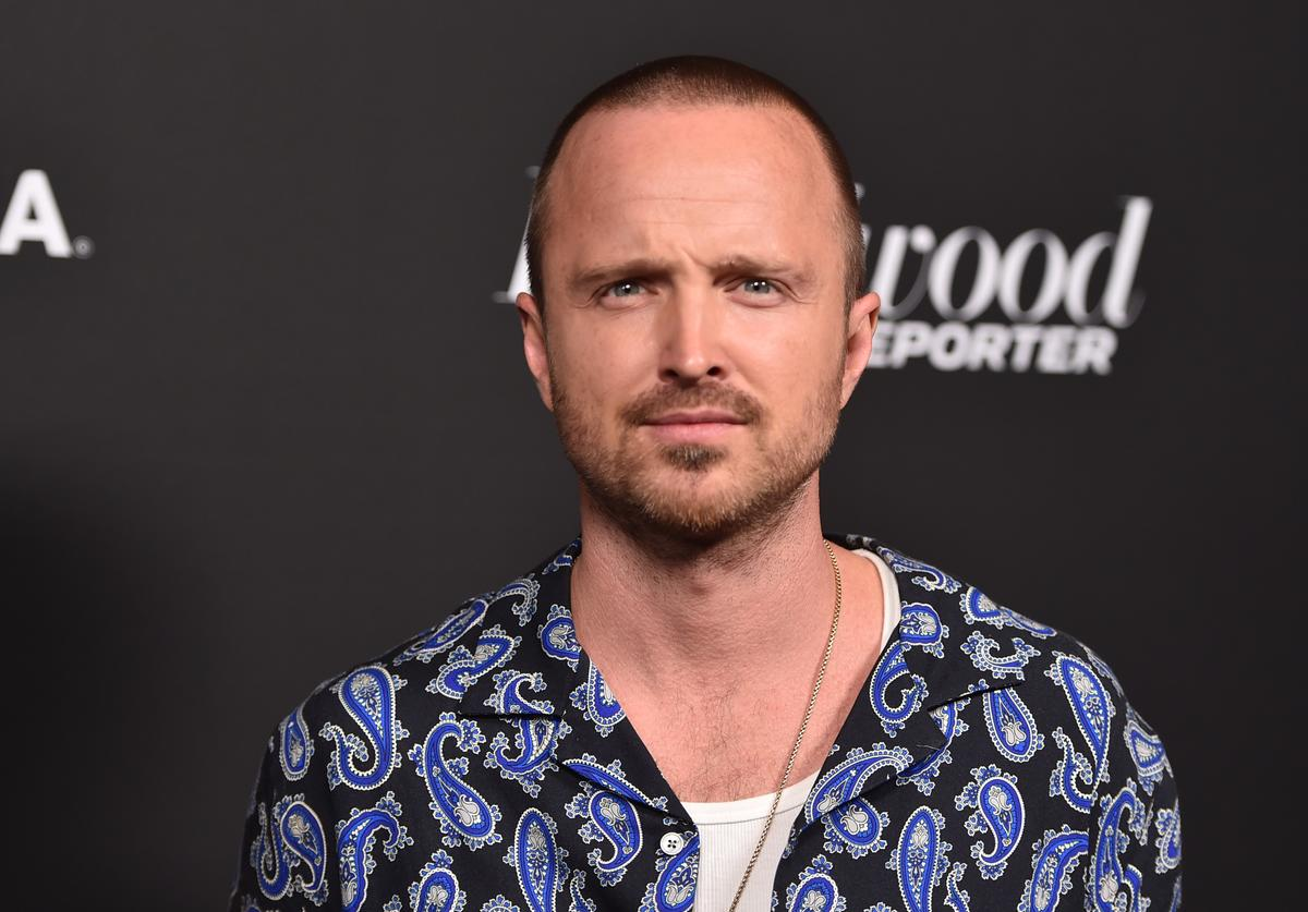 Aaron Paul attends The Hollywood Reporter And SAG-AFTRA Emmy Award Contenders Annual Nominees Night