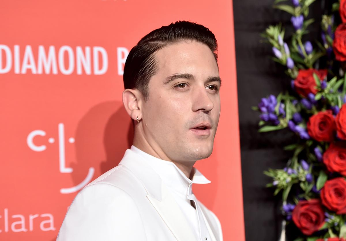G-Eazy attends Rihanna's 5th Annual Diamond Ball at Cipriani Wall Street on September 12, 2019 in New York City.