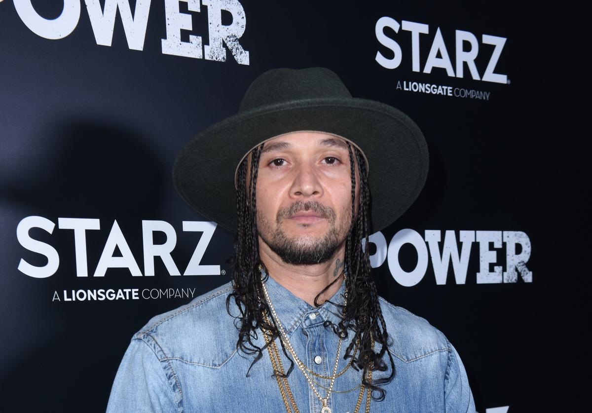 "Bizzy Bone attends STARZ ""Power"" Season 4 L.A. Screening And Party at The London West Hollywood on June 23, 2017 in West Hollywood, California"