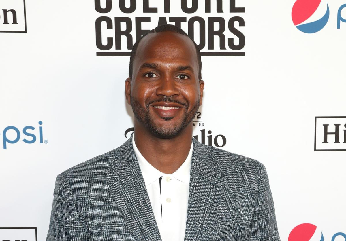 Van Lathan attends the Culture Creators 4th Annual Innovators & Leaders Awards Brunch at The Beverly Hilton Hotel on June 22, 2019 in Beverly Hills, California.