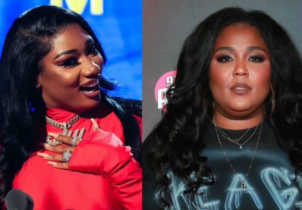 Megan Thee Stallion, Lizzo