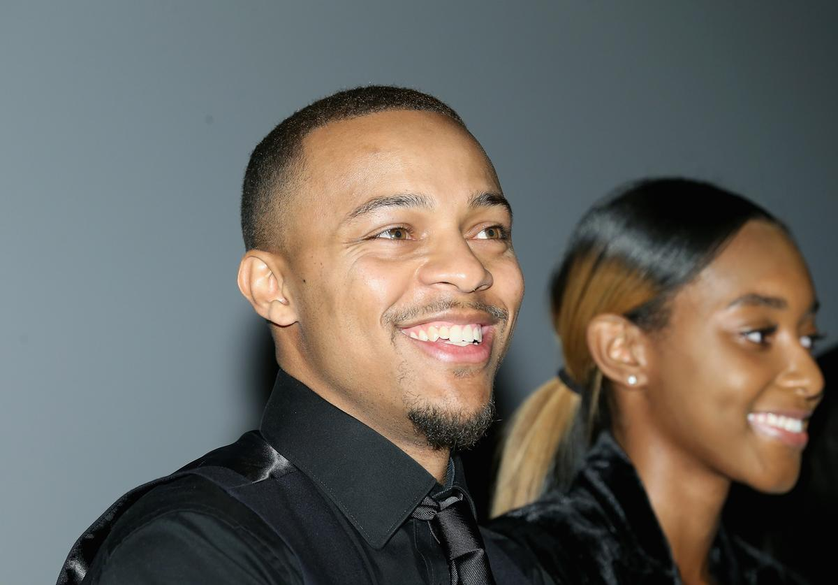 """Shad """"Bow Wow"""" Moss speaks at the WE tv's Growing Up Hip Hop Atlanta premiere screening event on May 16, 2017 in New York City."""