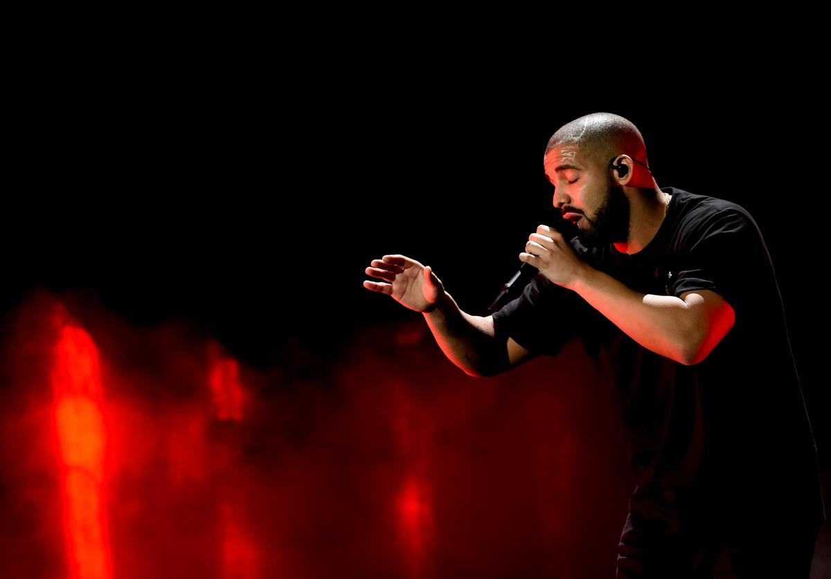 Drake performs onstage at the 2016 iHeartRadio Music Festival at T-Mobile Arena on September 23, 2016 in Las Vegas, Nevada