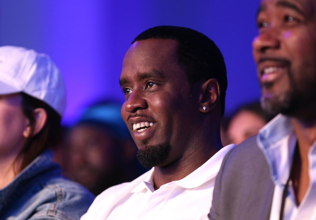 "Sean ""Diddy"" Combs attends the REVOLT X AT&T 3-Day Summit In Los Angeles - Day 1 at Magic Box on October 25, 2019 in Los Angeles, California"