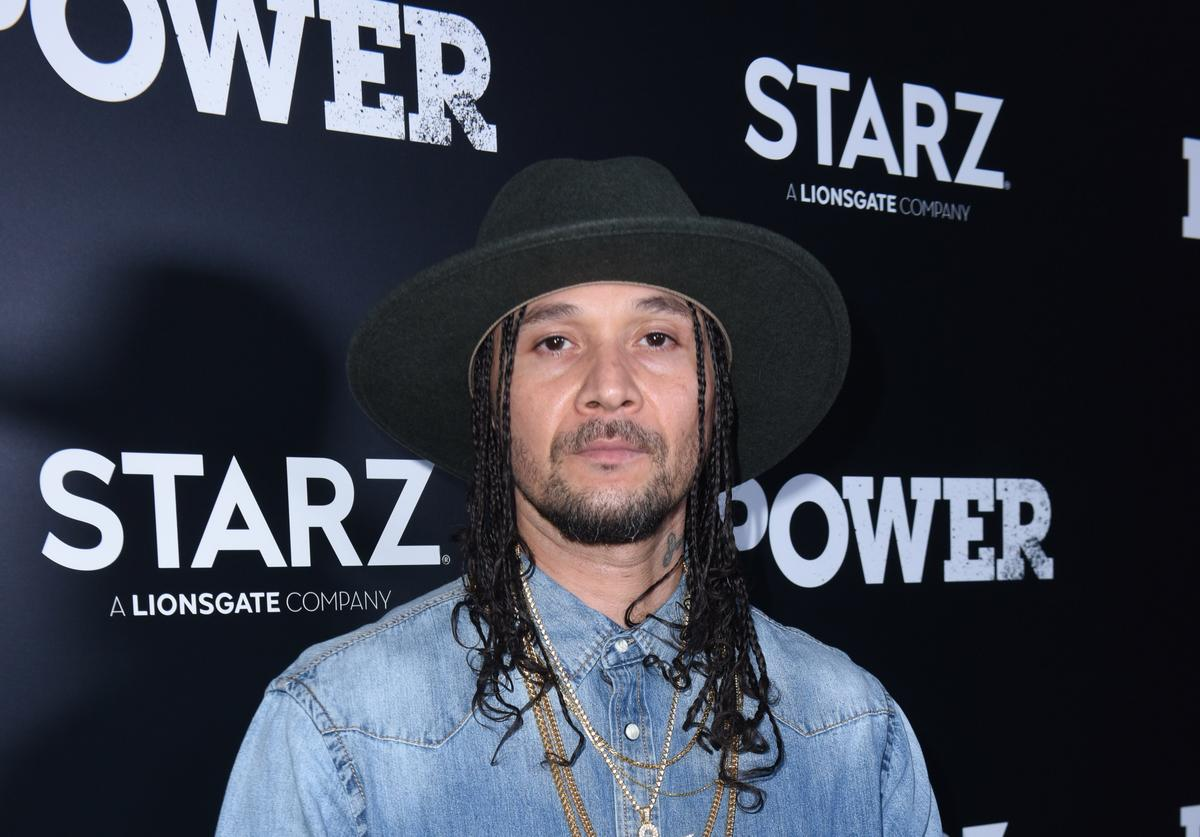 """Bizzy Bone attends STARZ """"Power"""" Season 4 L.A. Screening And Party at The London West Hollywood on June 23, 2017 in West Hollywood, California."""