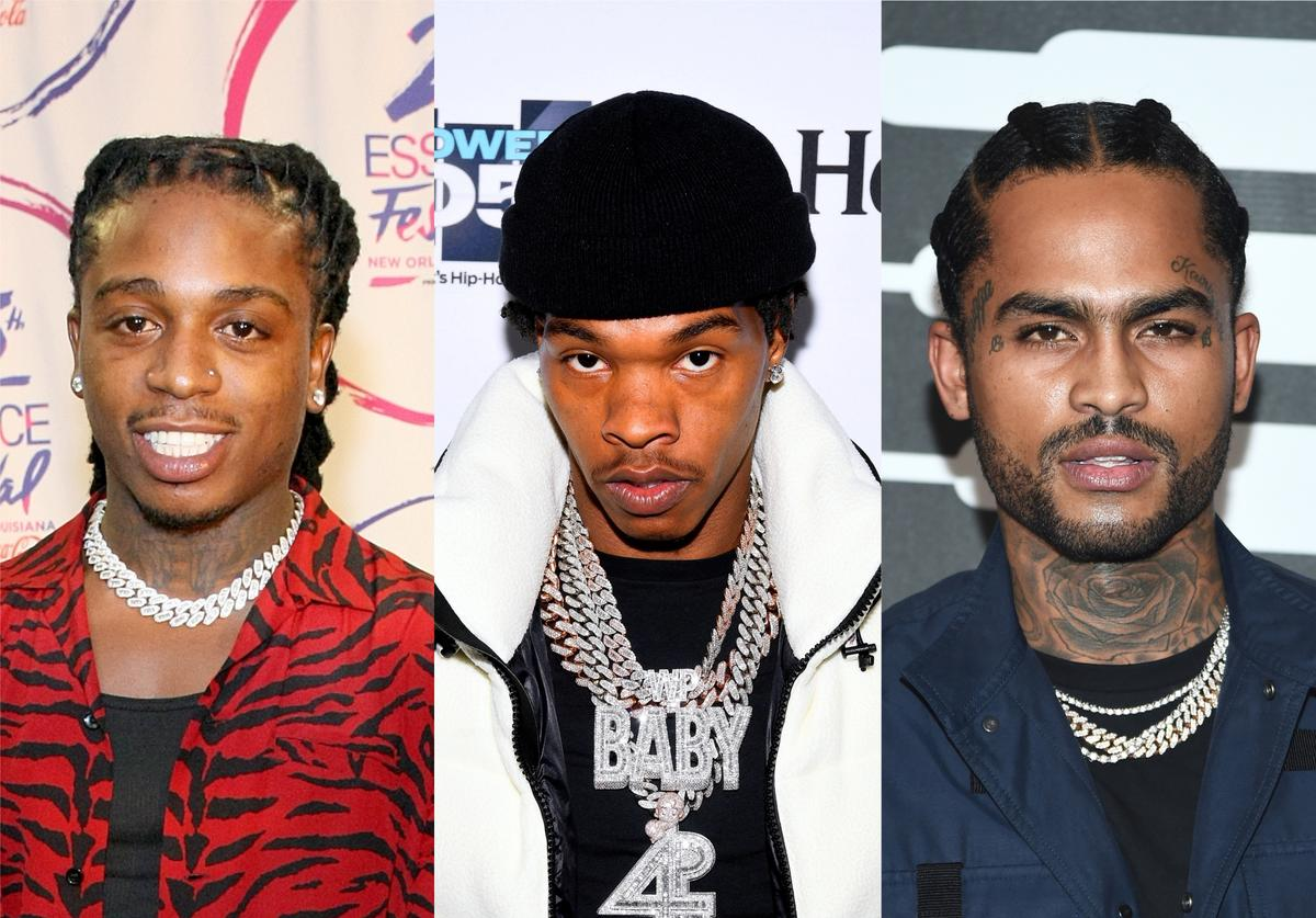 Jacquees, Lil Baby, Dave East