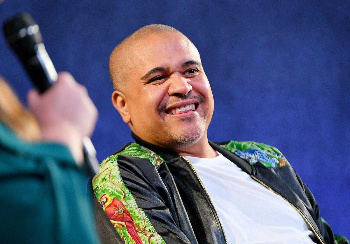 Irv Gotti attends as WEtv celebrates the premieres of Growing Up Hip Hop New York and Untold Stories of Hip Hop on August 19, 2019 in New York City.
