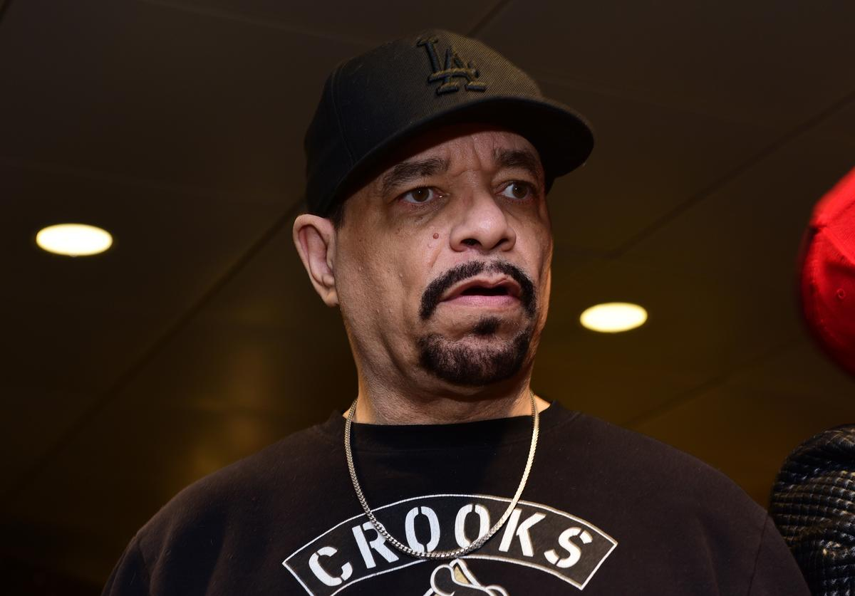 Rapper/musician Ice-T of musical group Body Count attends the GRAMMY Gift Lounge during the 60th Annual GRAMMY Awards at Madison Square Garden on January 27, 2018 in New York City.