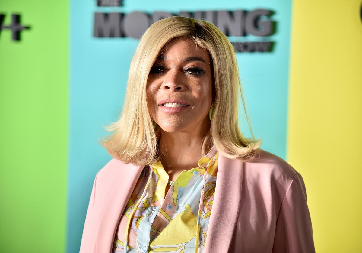 """Wendy Williams attends the Apple TV+'s """"The Morning Show"""" World Premiere at David Geffen Hall on October 28, 2019 in New York City"""