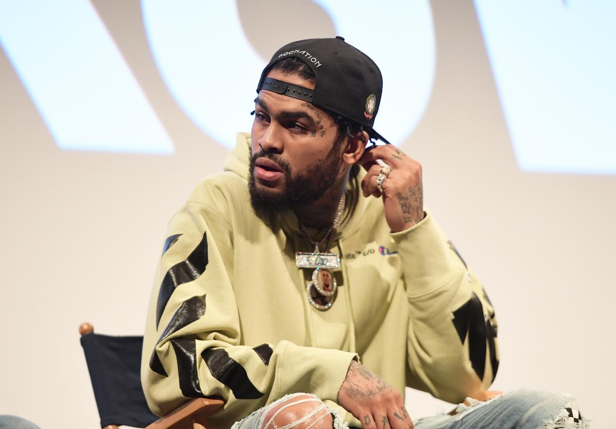 "Dave East attends the ""Rapture"" Premiere 2018 SXSW Conference and Festivals at Paramount Theatre on March 17, 2018 in Austin, Texas"