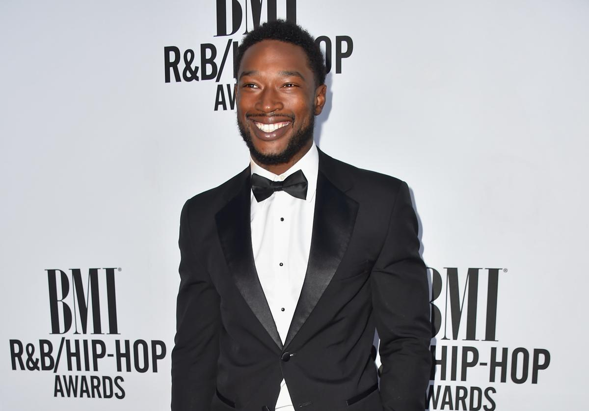 Kevin McCall attends the 2015 BMI R&B/Hip Hop Awards at Saban Theatre on August 28, 2015 in Beverly Hills, California