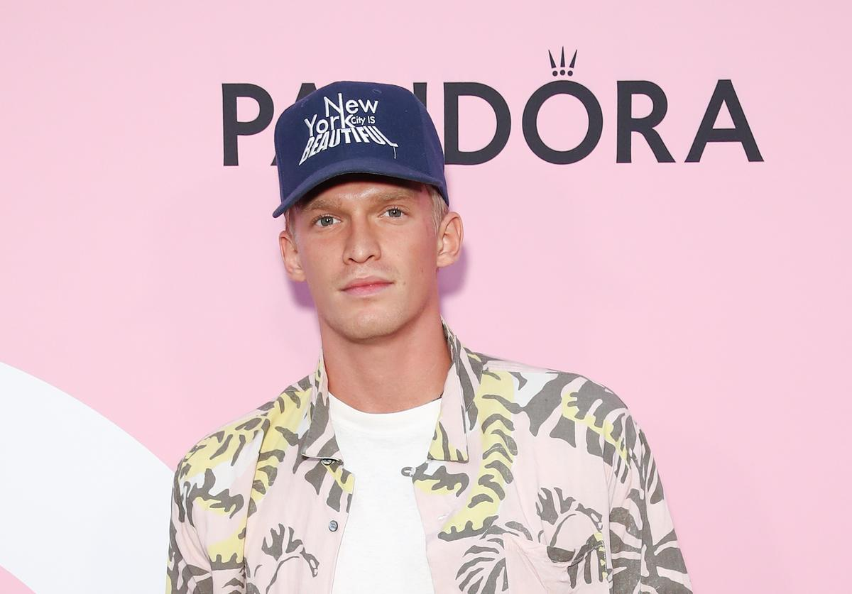 Cody Simpson at event