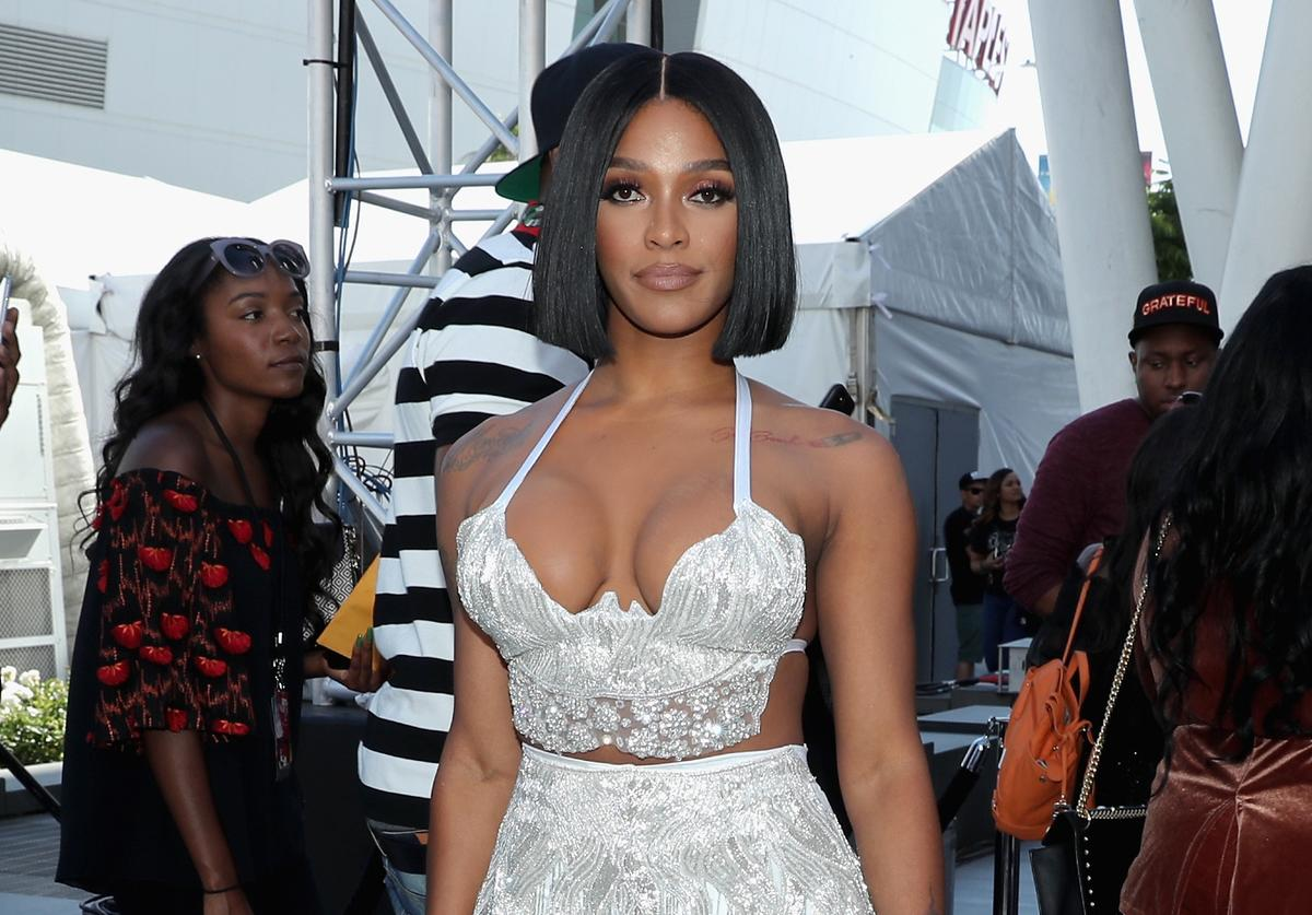 Joseline Hernandez at Live! Red! Ready! Pre-Show at the 2017 BET Awards at Microsoft Square on June 25, 2017 in Los Angeles, California