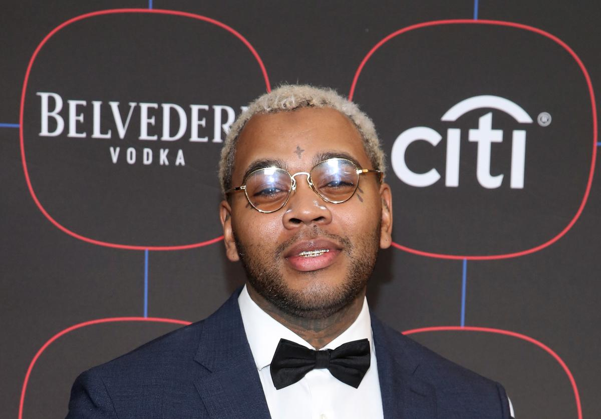 Kevin Gates attends the Warner Music Pre-Grammy Party at the NoMad Hotel on February 7, 2019 in Los Angeles, California.