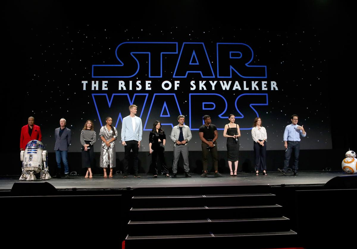 Star Wars Episode IX Cast