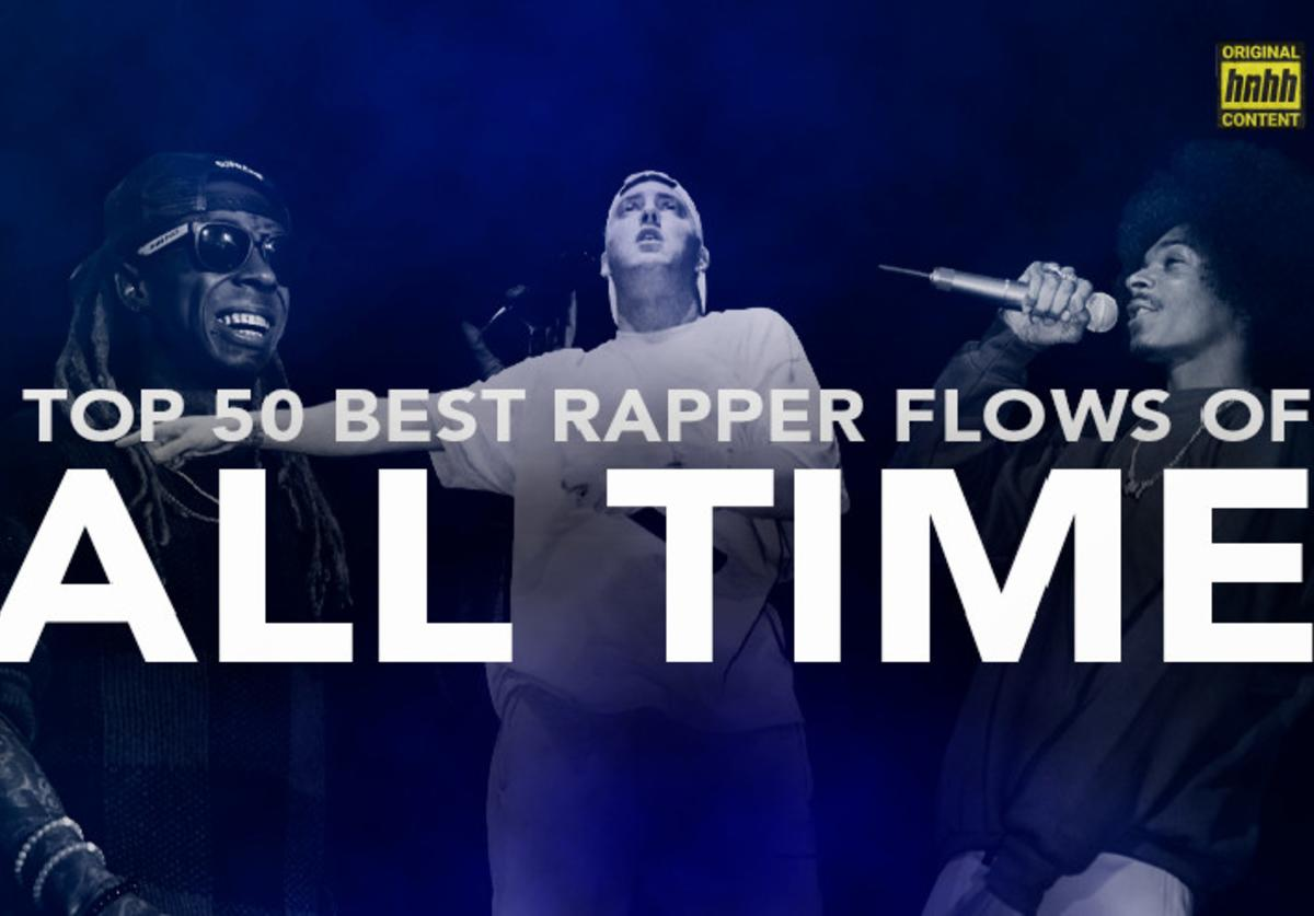 The best rapper flows of all time