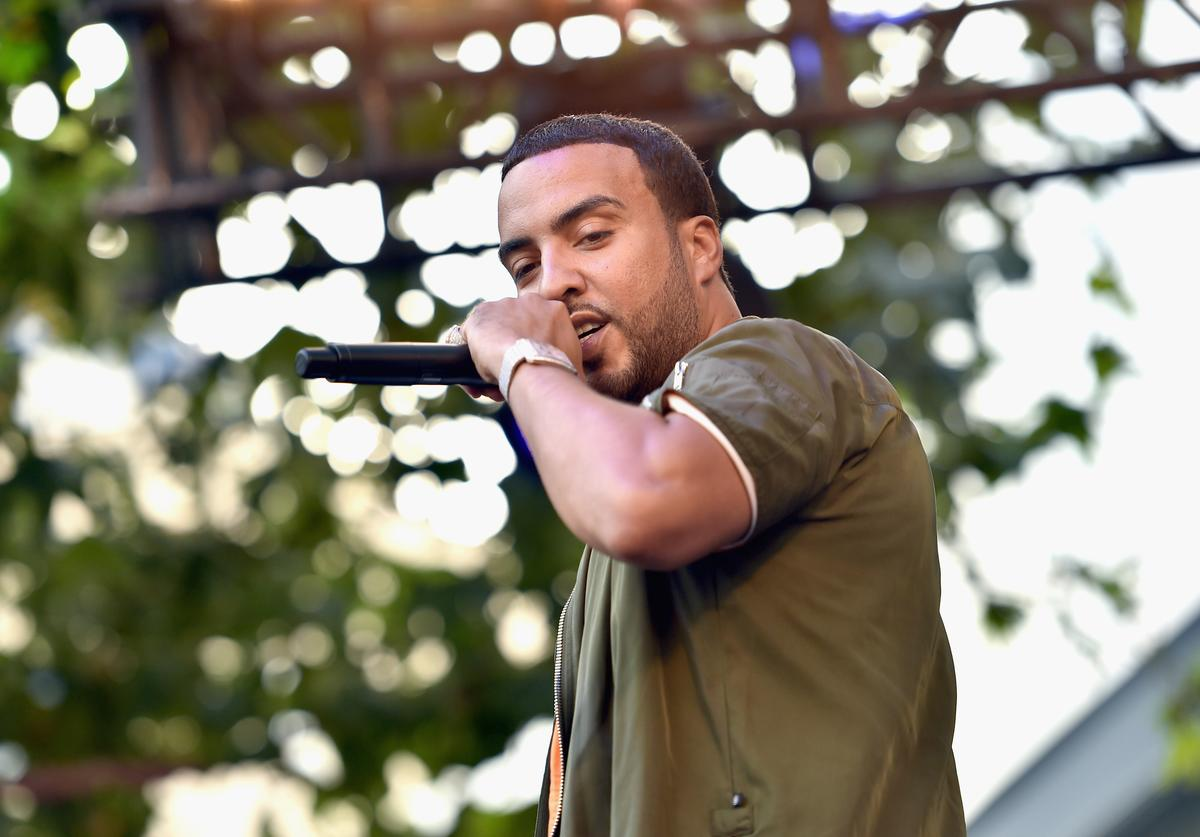 French Montana performs onstage at EpicFest 2016 hosted by L.A. Reid and Epic Records at Sony Studios on June 25, 2016 in Los Angeles, California