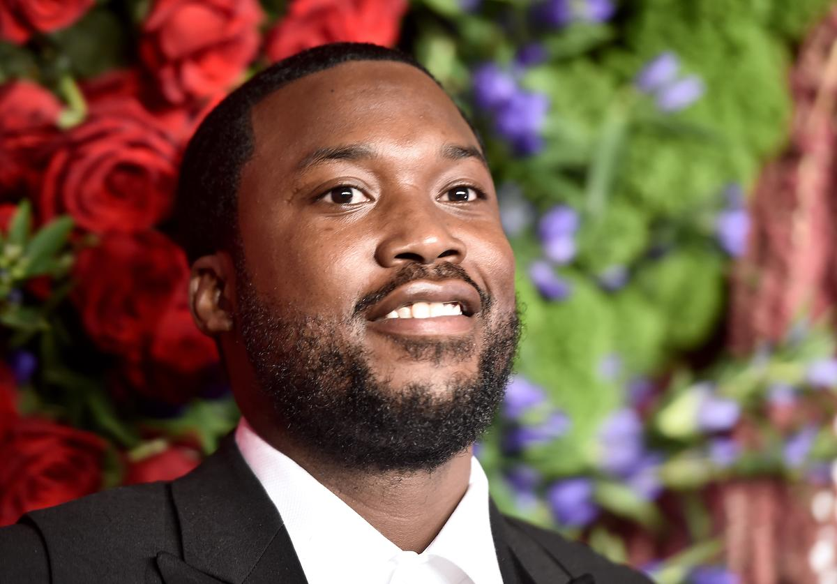 Meek Mill attends Rihanna's 5th Annual Diamond Ball at Cipriani Wall Street on September 12, 2019 in New York City