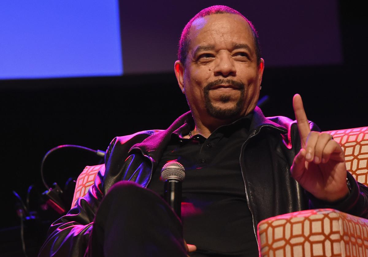 Ice-T speaks on the Keynote Q&A: Ice-T panel onstage during IEBA 2017 Conference on October 15, 2017 in Nashville, Tennessee
