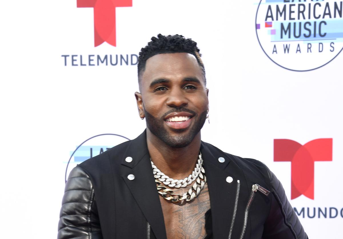 Jason Derulo at Latin American Music Awards