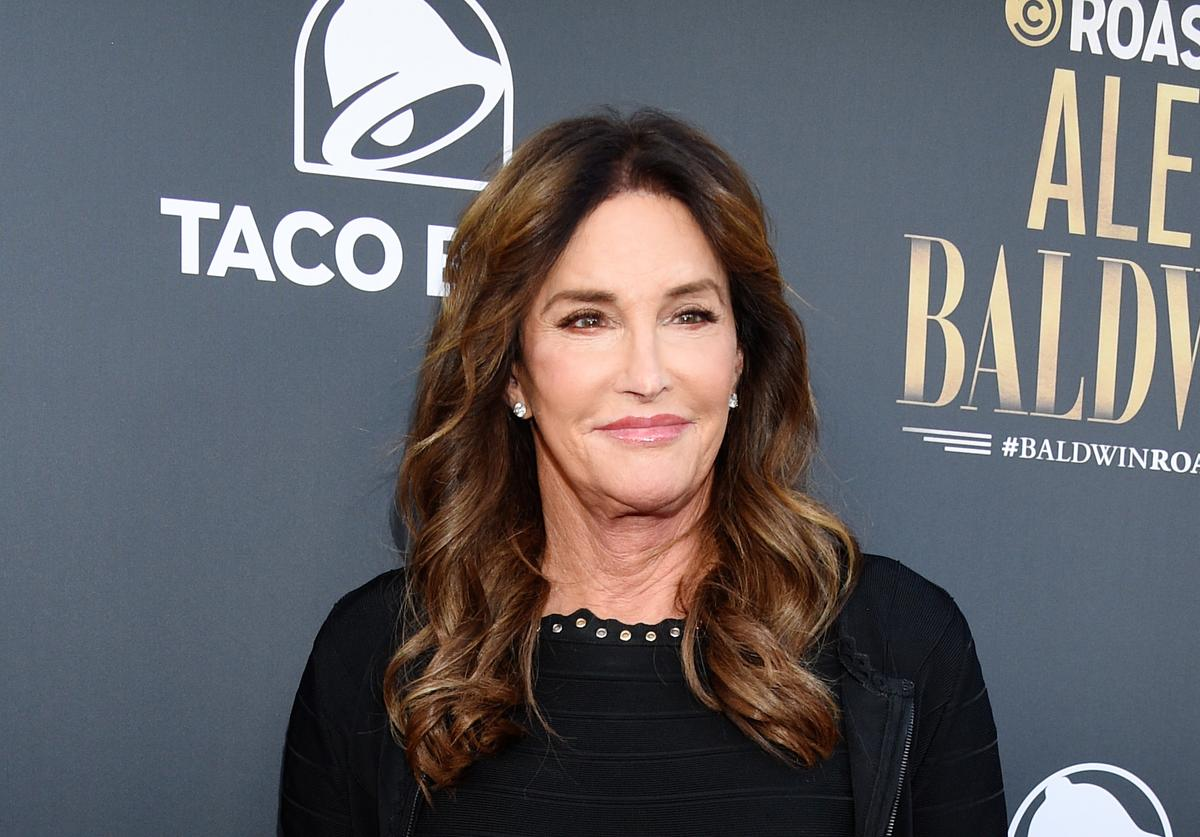 Caitlyn Jenner at the Comedy Central Alec Baldwin roast