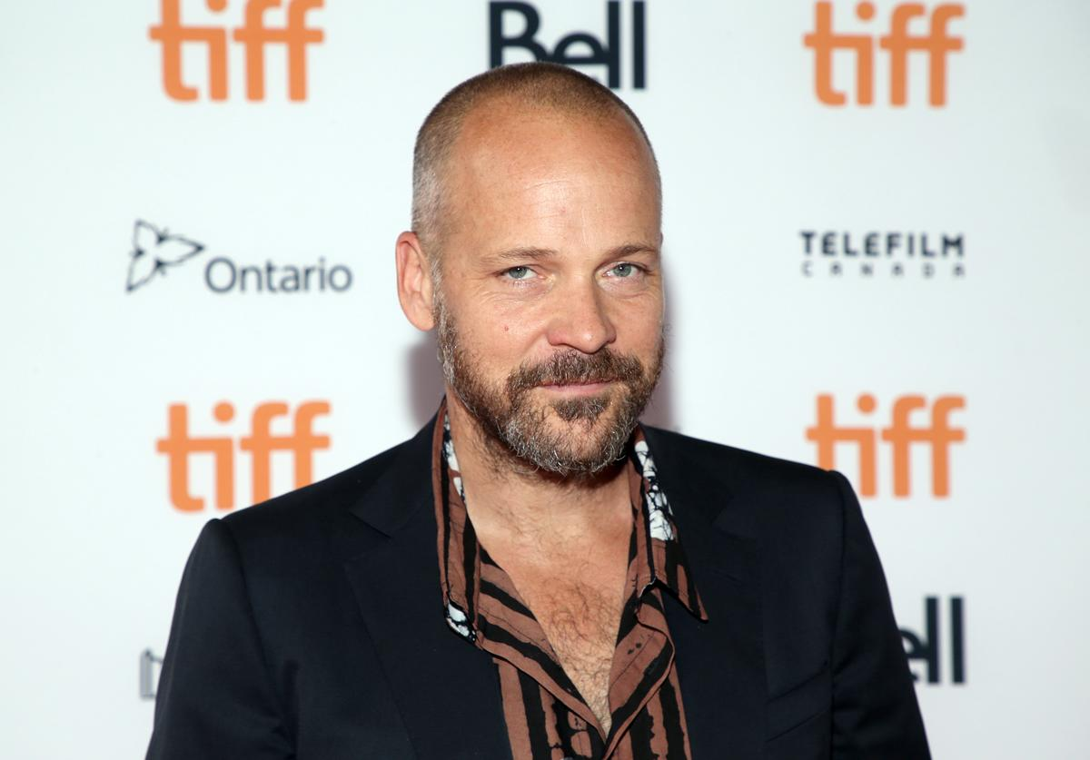 "Peter Sarsgaard attends the ""Human Capital"" premiere during the 2019 Toronto International Film Festival at Ryerson Theatre on September 10, 2019 in Toronto, Canada"
