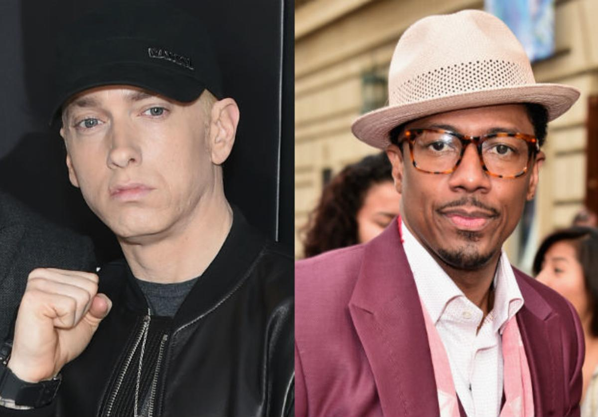 Eminem, Nick Cannon