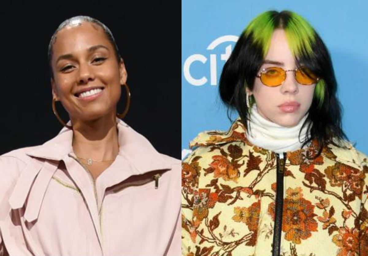 Alicia Keys, Billie Eilish