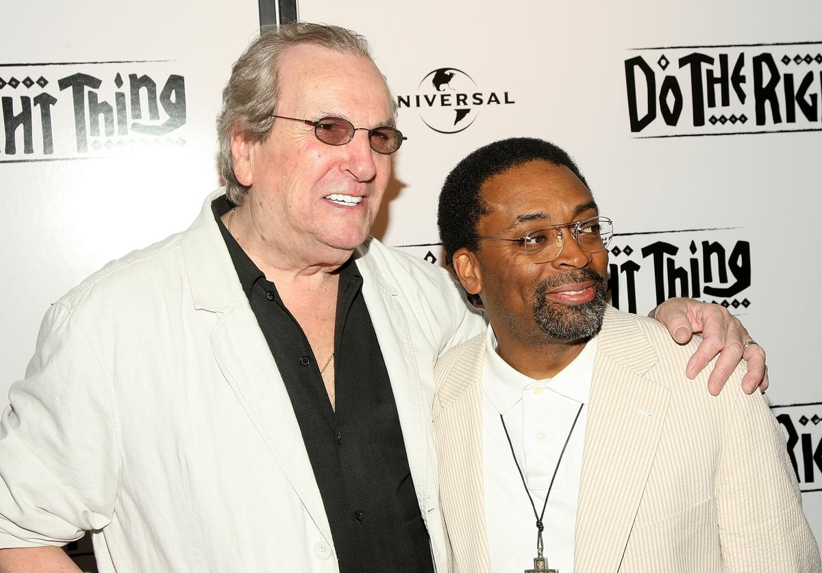 Danny Aiello, Spike Lee