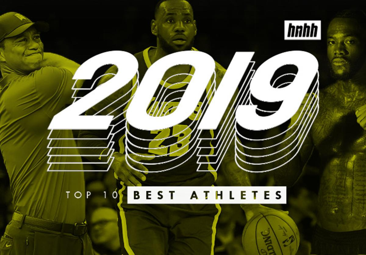 Top 10 Athletes of 2019