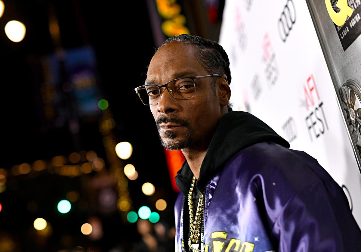 """Snoop Dogg attends the """"Queen & Slim"""" Premiere at AFI FEST 2019 presented by Audi at the TCL Chinese Theatre on November 14, 2019 in Hollywood, California"""