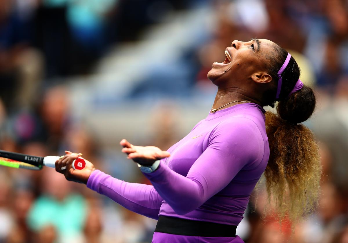 Serena Williams at 2019 U.S. Open