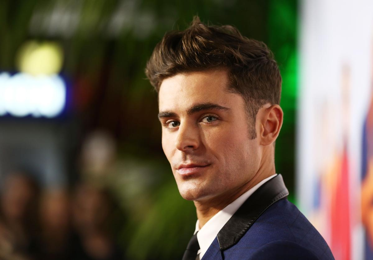 Zac Efron attends the Australian premiere of 'Baywatch' at Hoyts EQ on May 18, 2017 in Sydney, Australia.