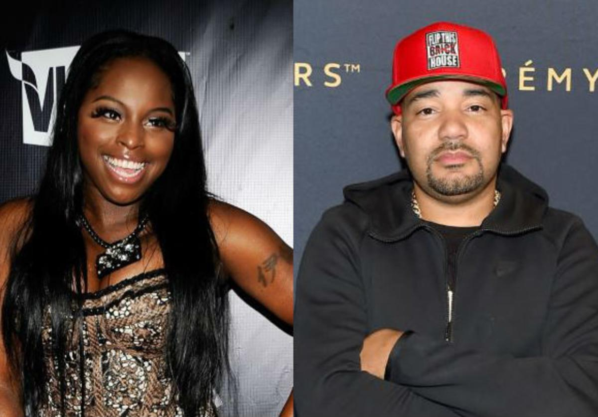 Foxy Brown, DJ Envy