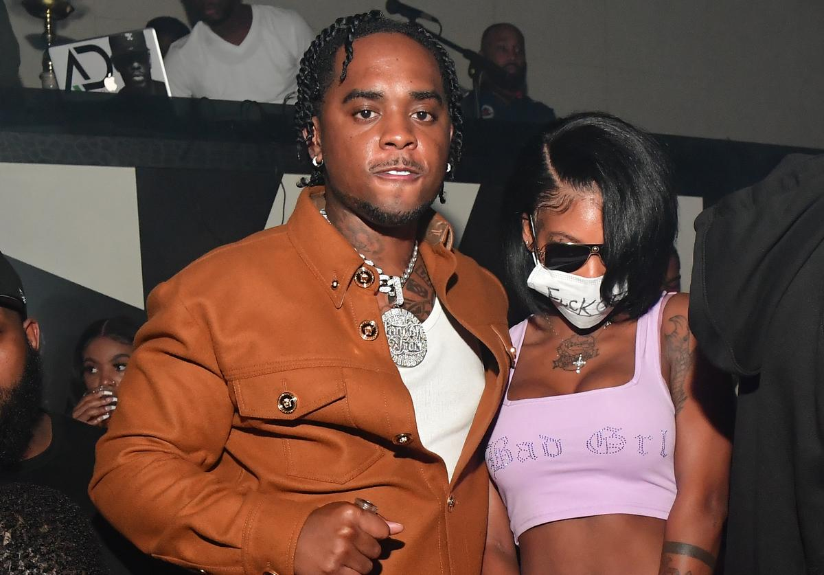 """London On Da Track & Summer Walker at """"Over It"""" album release party"""