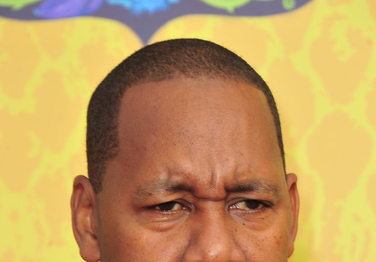 Comedian Mark Curry at Nickelodeon Kids' Choice Awards